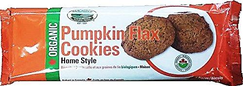 Pumpkin Flax Cookies