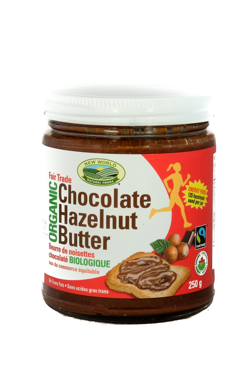 Dark Chocolate Hazelnut Butter