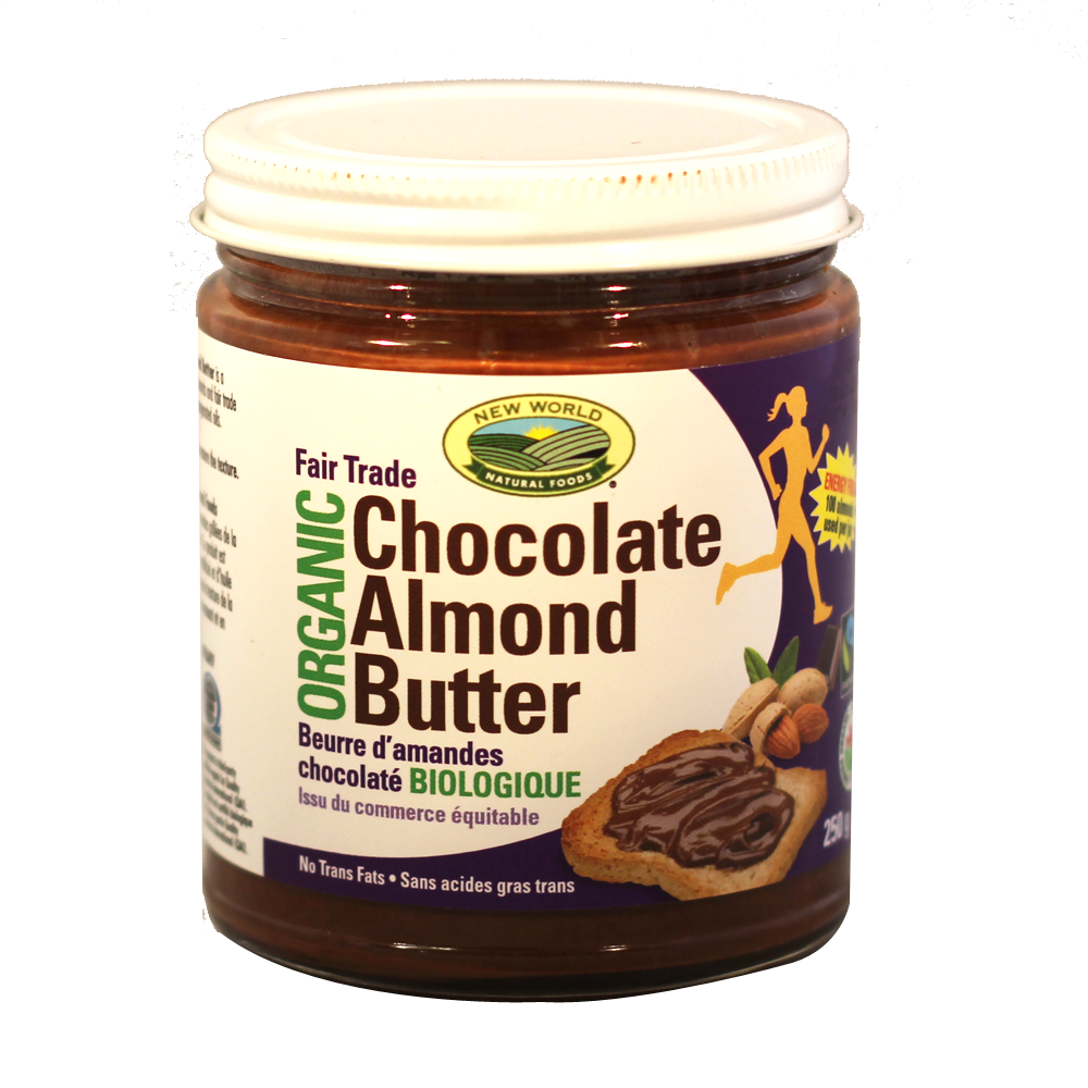 Dark Chocolate Almond Butter