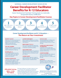 Benefits for K-12 Professionals
