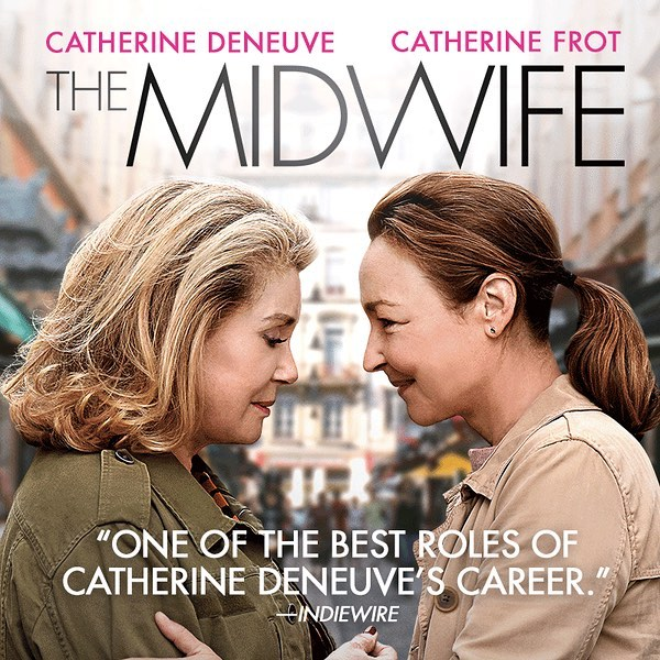 We have 5 pairs of tickets to The Midwife to give away! We'll be giving away one pair per day from Thursday August 17 until Monday August 21 to the first person to email afdokc@gmail.com and request them.  The film opens at the Oklahoma City Museum of Art next Friday, August 25, and will be in French with English subtitles.  The Midwife is a bittersweet drama about the unlikely friendship that develops between Claire (Catherine Frot), a hardworking midwife, and the lively mistress (Catherine Deneuve) of Claire's deceased father. Watch the trailer here: https://www.youtube.com/watch?v=EKSiInPcUhg