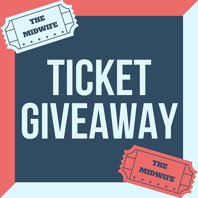 It's the fourth day of our ticket giveaway...the first to email afdokc@gmail.com today will win a pair of tickets to The Midwife, at the OKC Museum of Art from 8/25 to 8/27!