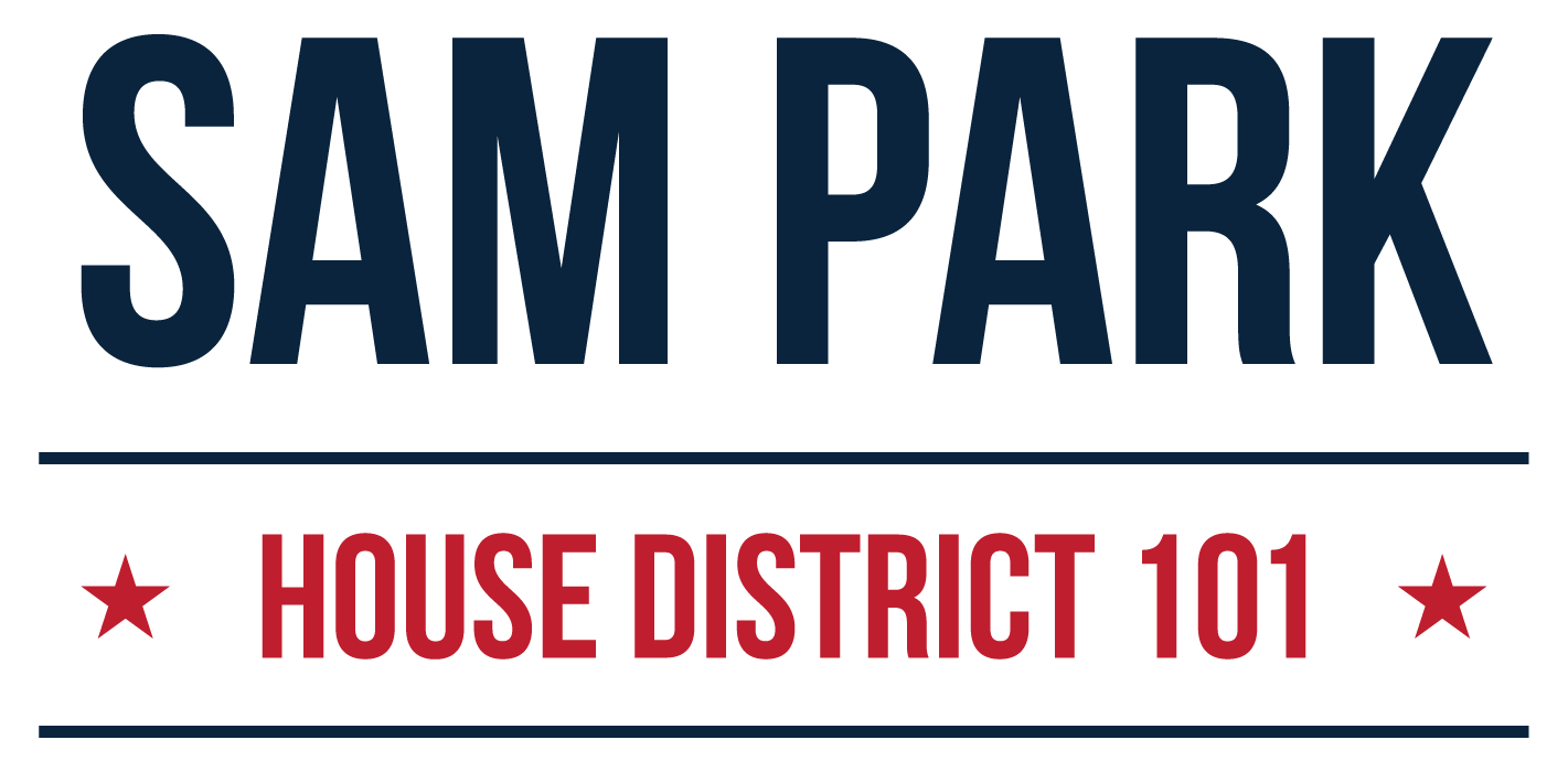 Sam Park for Georgia HD 101