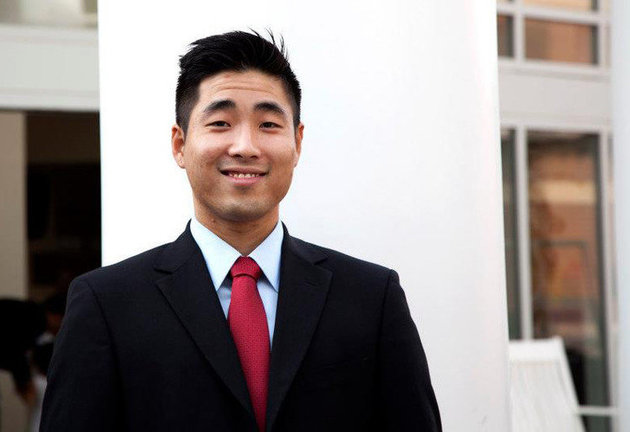 Son of immigrants is first openly gay man elected to Georgia Legislature Samuel Park (D), the son of Korean immigrants, made history on Tuesday after he was elected the first openly gay man to the Georgia legislature.  Nov 10, 2016 ∙ The Huffington Post