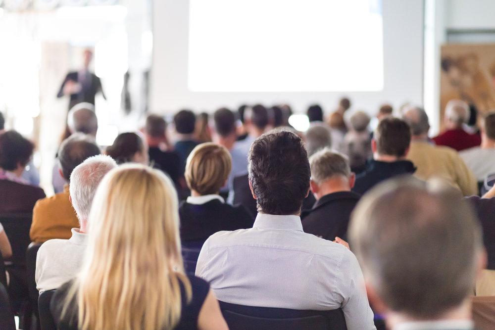 corporate training video seminar