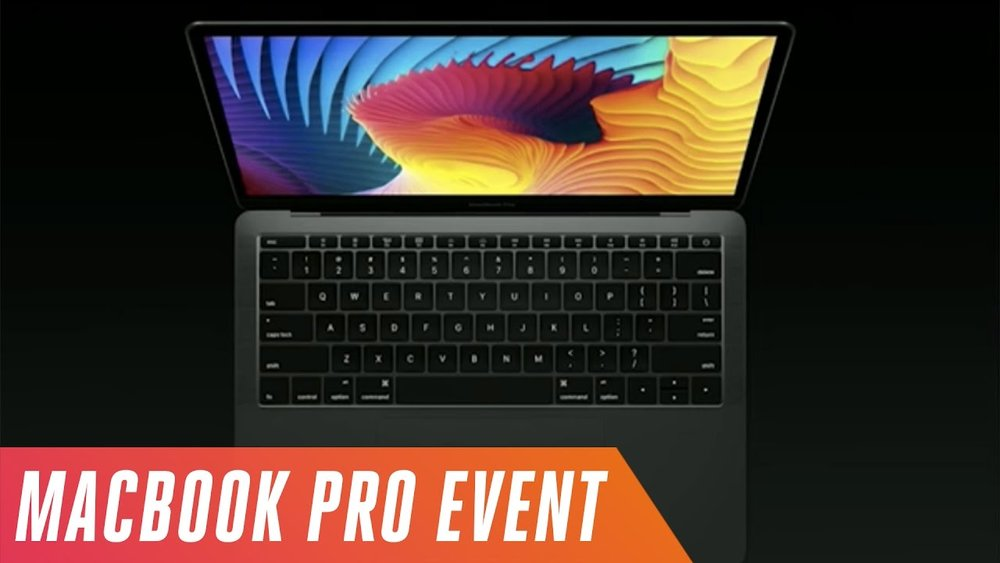Source: The Verge, The new Macbook Pro without touchbar, unveiled in october in full view