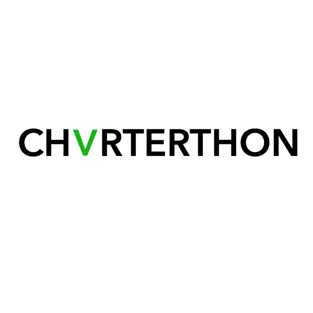 "The official logo for Charterthon 2017. The event is being referred to as ""Charterthon V"" or ""CHVRTERTHON"" as a celebration of the event's fifth anniversary. Logo courtesy of CSW Jefferson Awards Council."