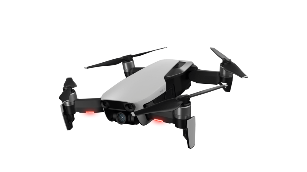 Photo from Dà-Jiāng Innovations Science and Technology website. Displays Mavic Air, the company's latest product.