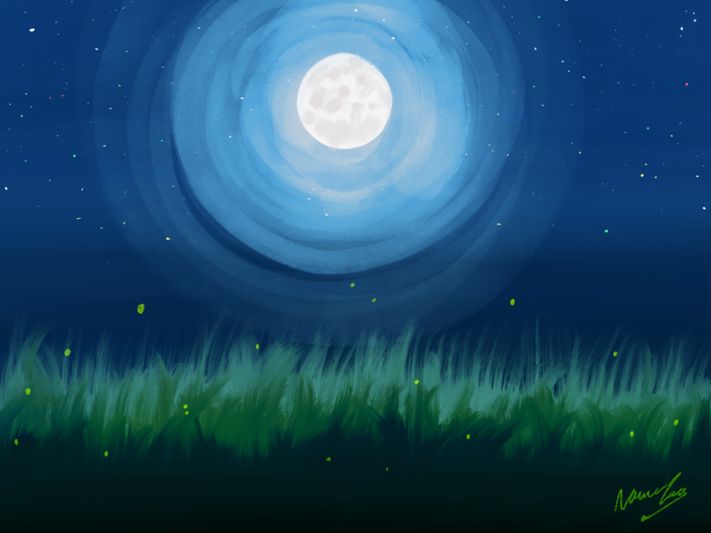 The Moon Is Crashing(Colored).PNG