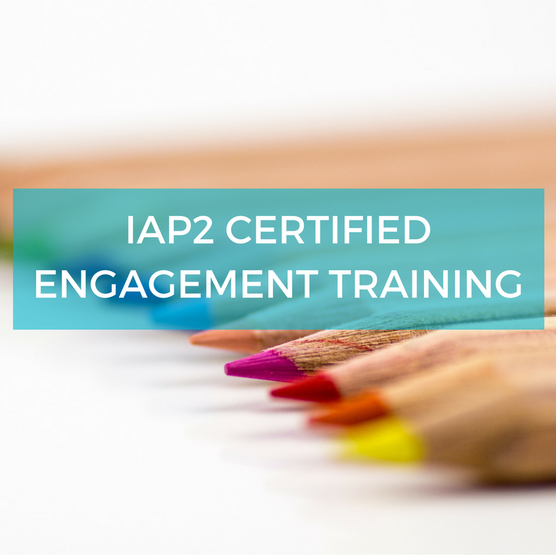 IAP2 Tailored Training