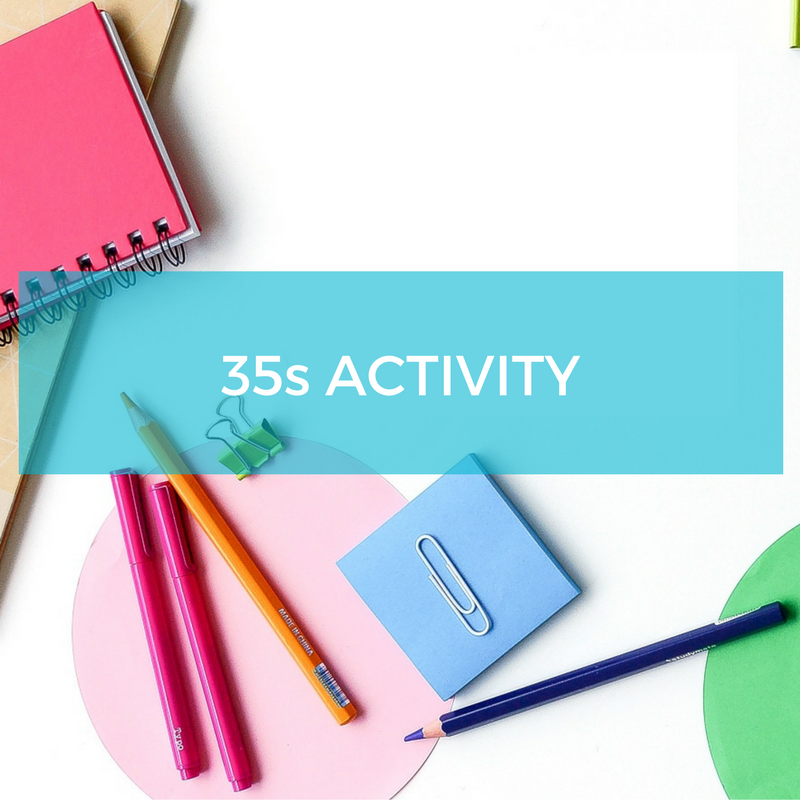 Free download 35s Activity for group facilitation