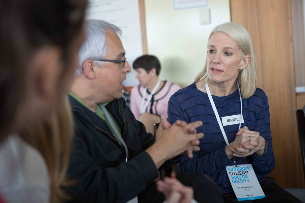 MosaicLab deliberation facilitators training Melbourne