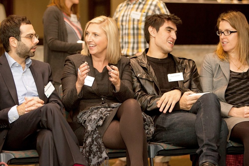 Deliberation training deliberative democracy Melbourne