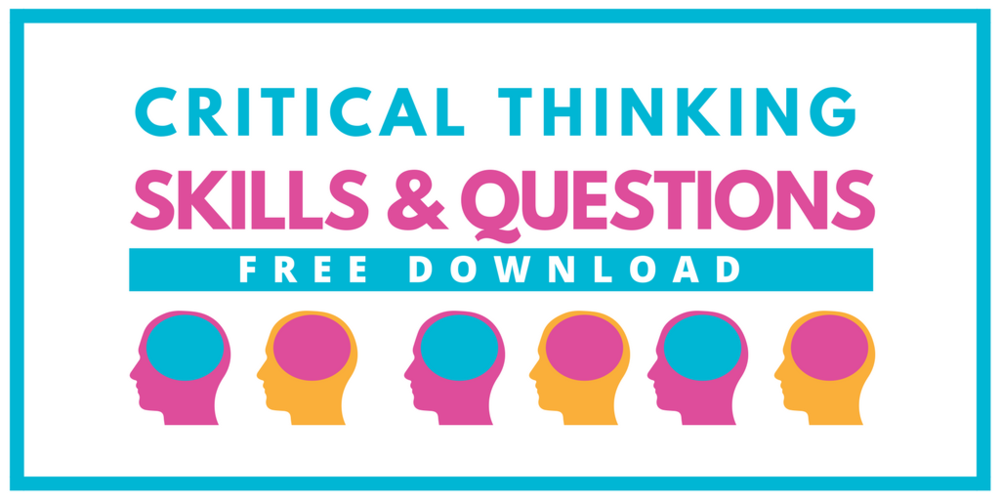 Free download critical thinking skills - engagement