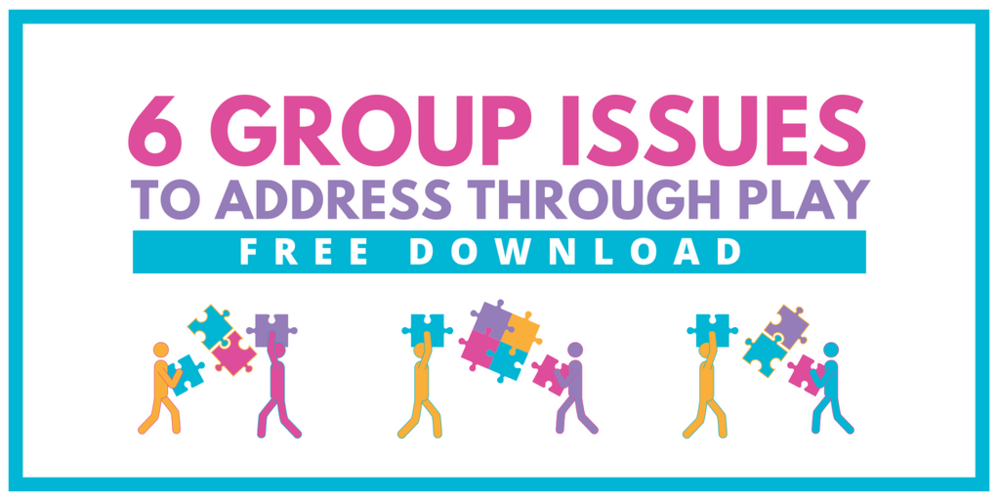 Free resource download - facilitation games and play