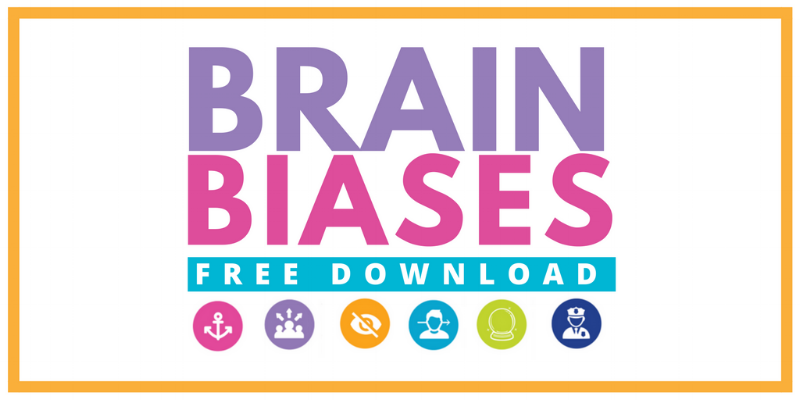 Free resource: Brain biases