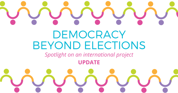 Democracy Beyond Elections How To Guide Published Mosaiclab