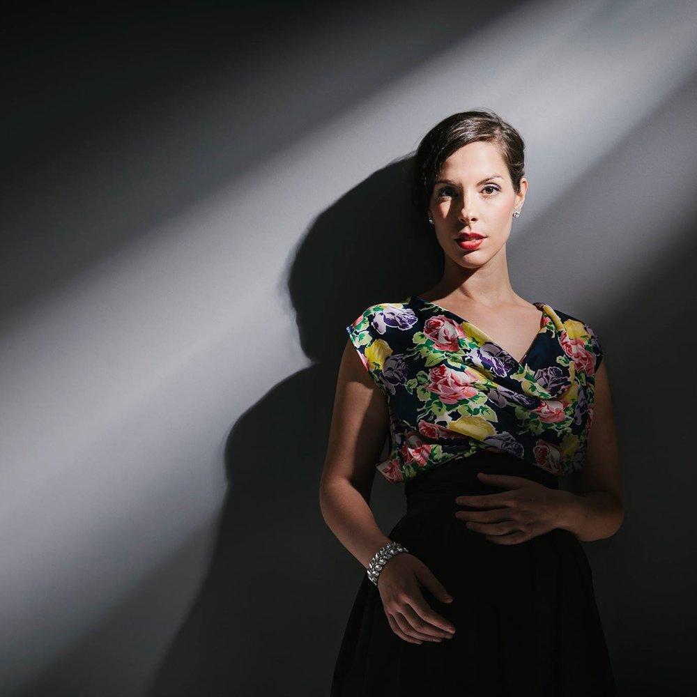 Georgia Brooks on vocals