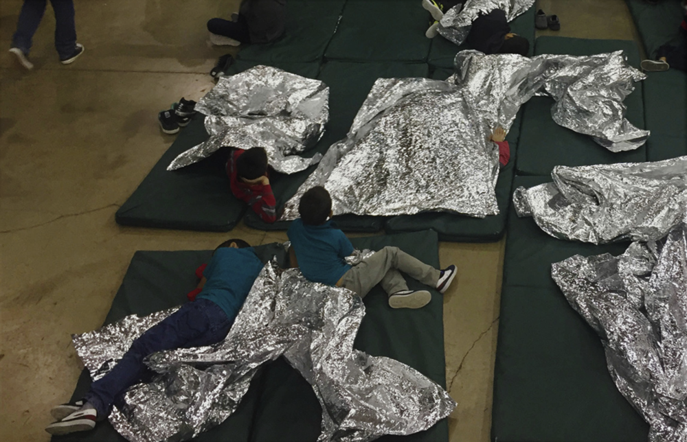 Q: What is actually happening at the border with the children? -