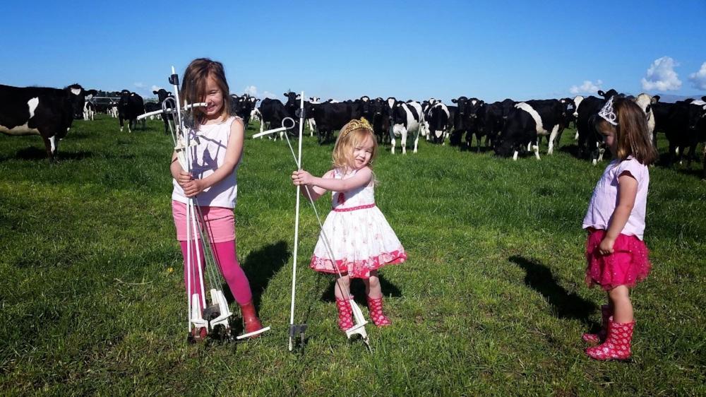 Kintore Farm family