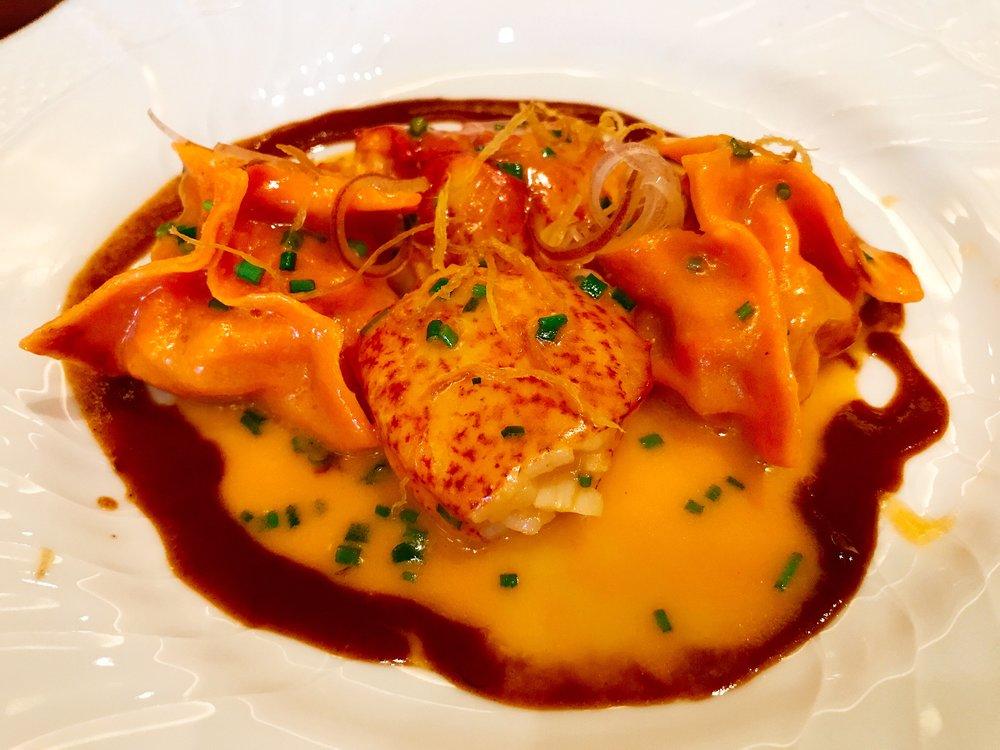 Fiola Lobster Ravioli