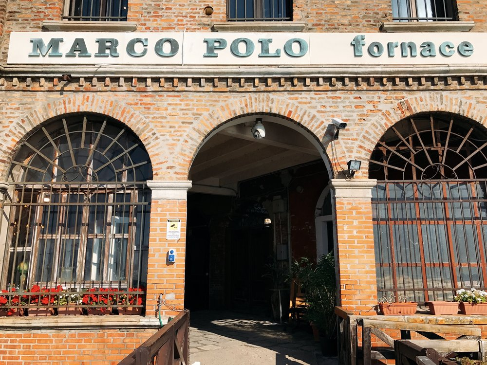 Murano: The Lovely Entrance to Marco Polo Forance