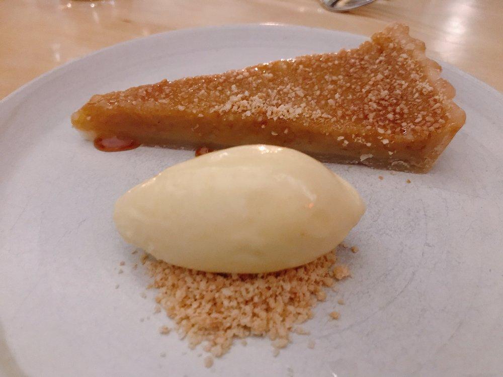 Pear + Almond