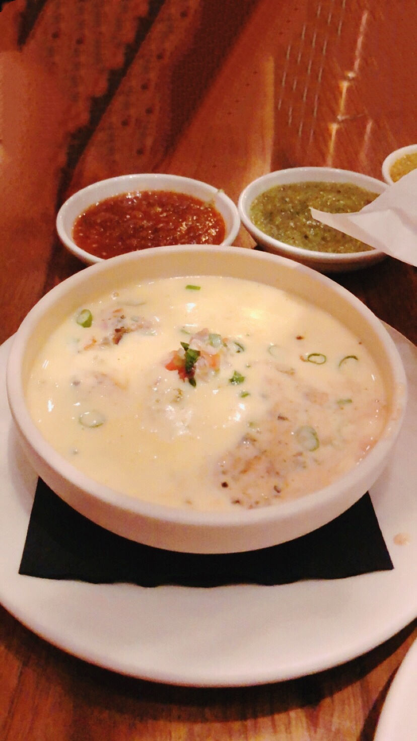 Queso Gringo: The Best Decision You Will Make At nada