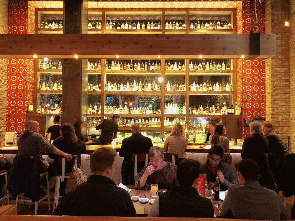nada: Isn't this bar impressive?