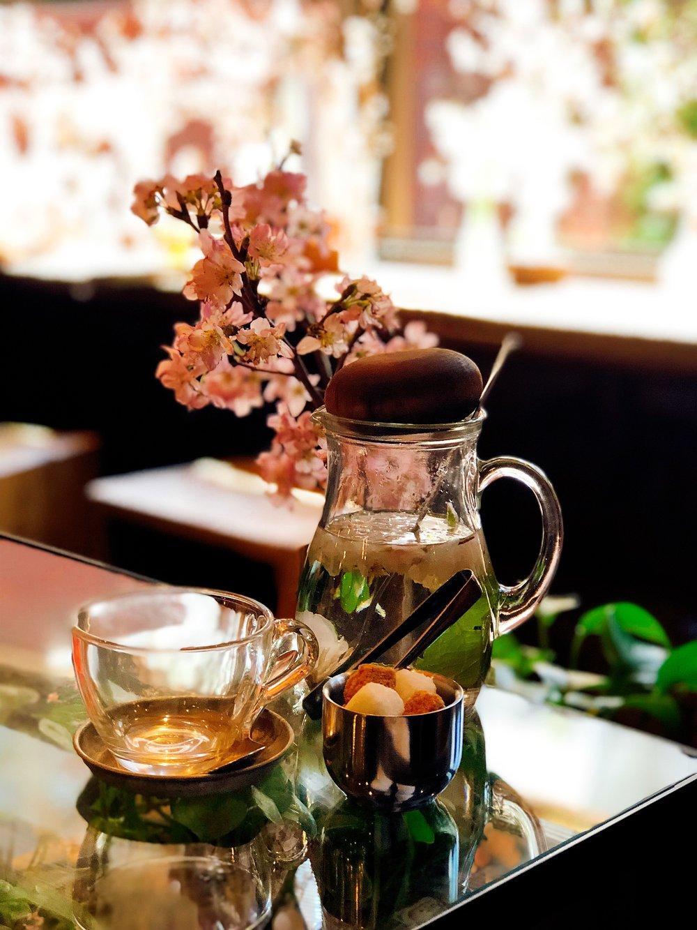 Sakura Tea For One