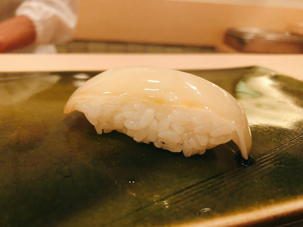 Sumi Ika ( Baby Squid)