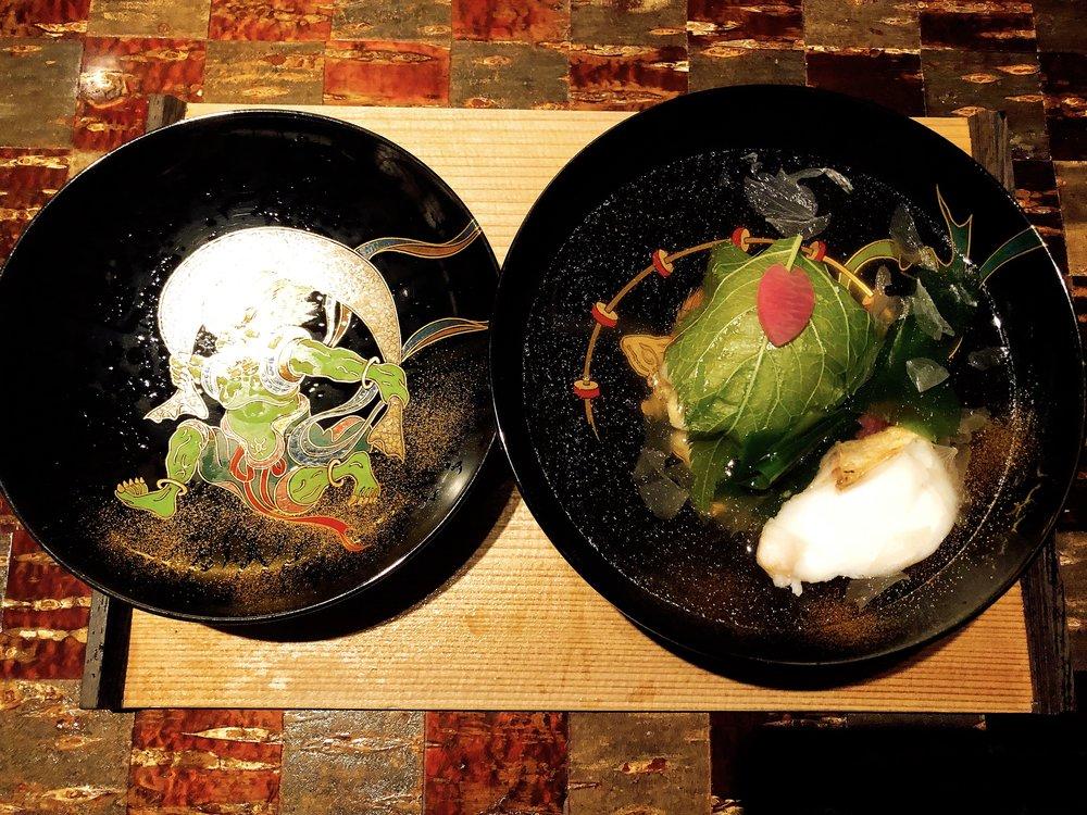 Sakura Rice Cake
