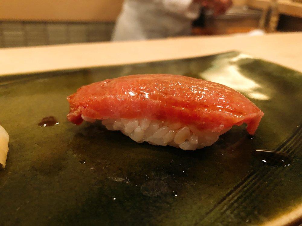 Ootoro (Fatty Tuna)