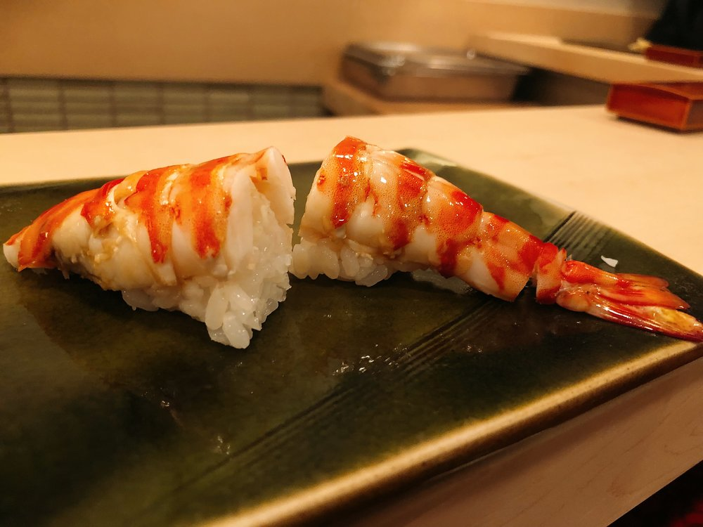 Kurumaebi (Japanese Tiger Prawn)