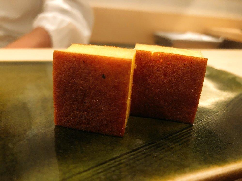 Tamago (Sweet Egg Omelette)