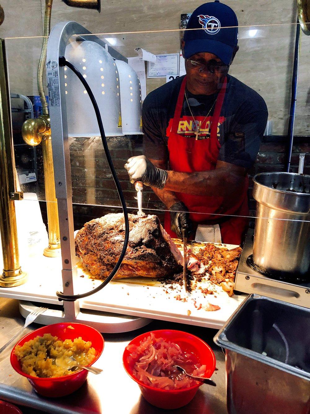 Roast Beef Sourced From Bear Creek Farms