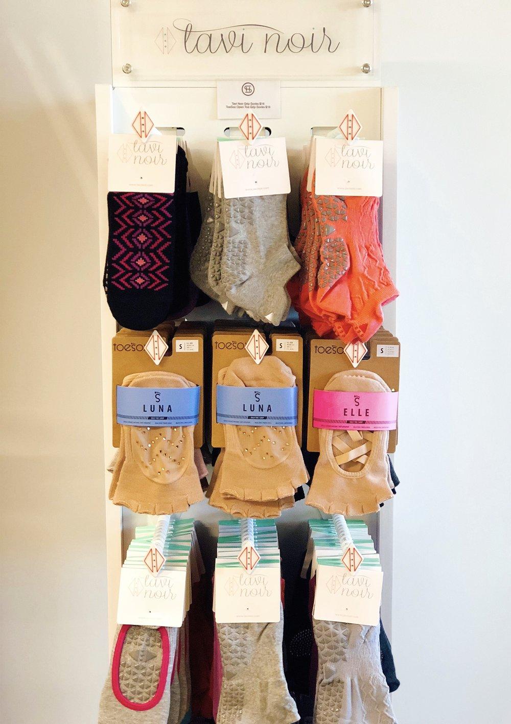 Grippy Socks Galore!