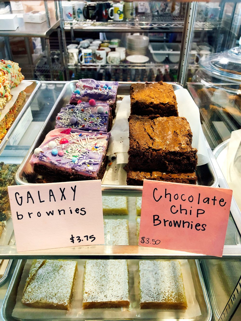 Those Galaxy Brownies Are Out Of This World!