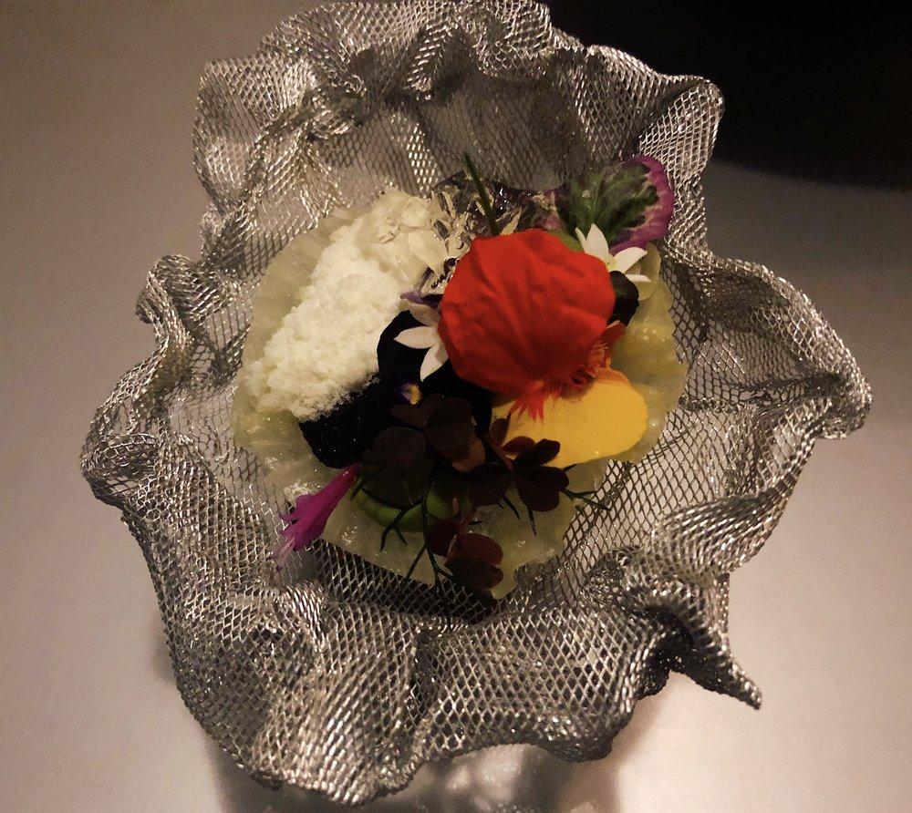 Terrarium | Iceberg + Avocado + Herbs