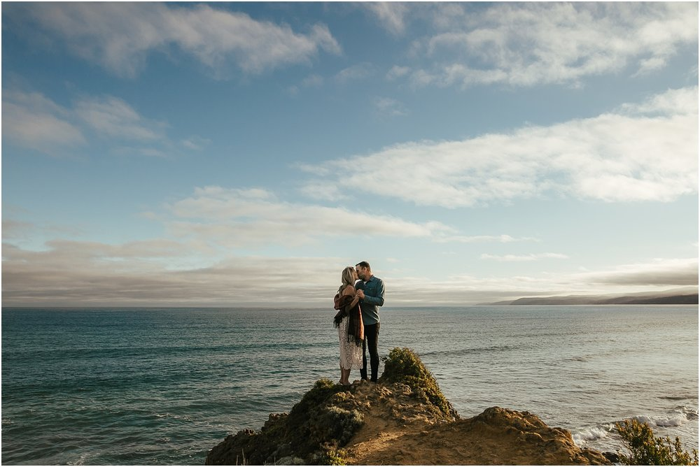 Greer and Sam's engagement shoot in Aireys Inlet on the Great Ocean Road, surf coast and Fairhaven._0018.jpg