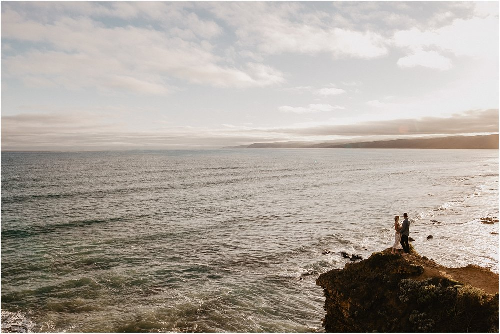 Greer and Sam's engagement shoot in Aireys Inlet on the Great Ocean Road, surf coast and Fairhaven._0021.jpg