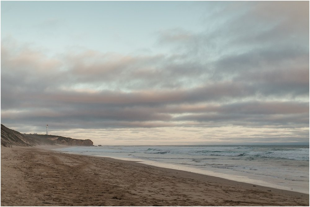 Greer and Sam's engagement shoot in Aireys Inlet on the Great Ocean Road, surf coast and Fairhaven._0025.jpg