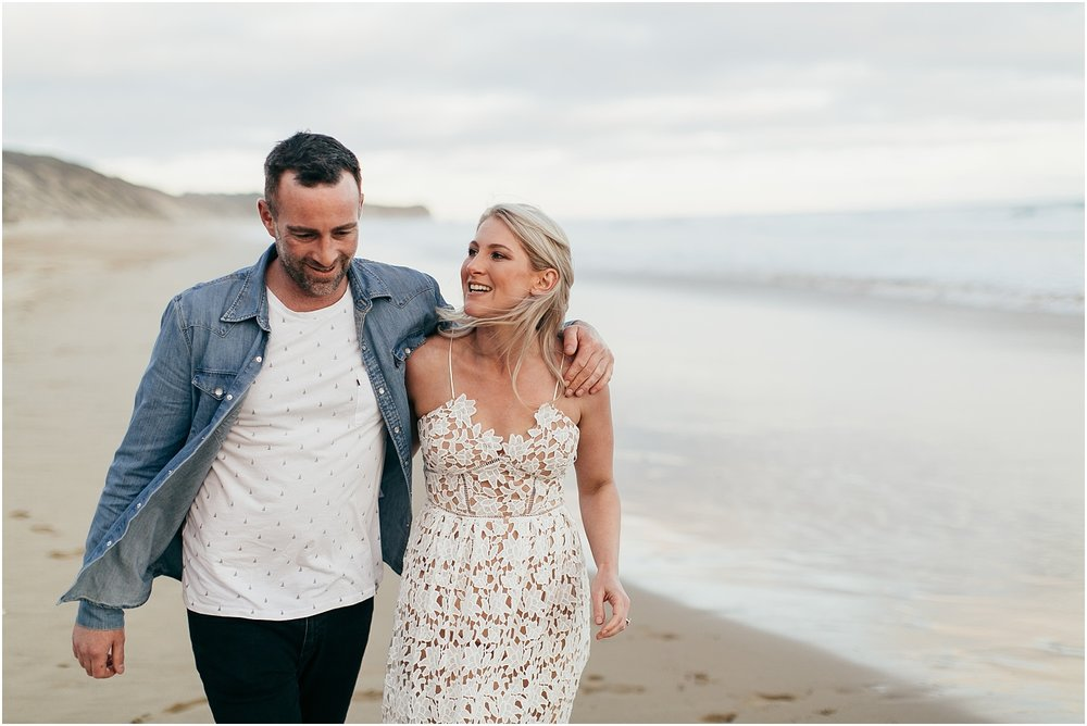 Greer and Sam's engagement shoot in Aireys Inlet on the Great Ocean Road, surf coast and Fairhaven._0041.jpg