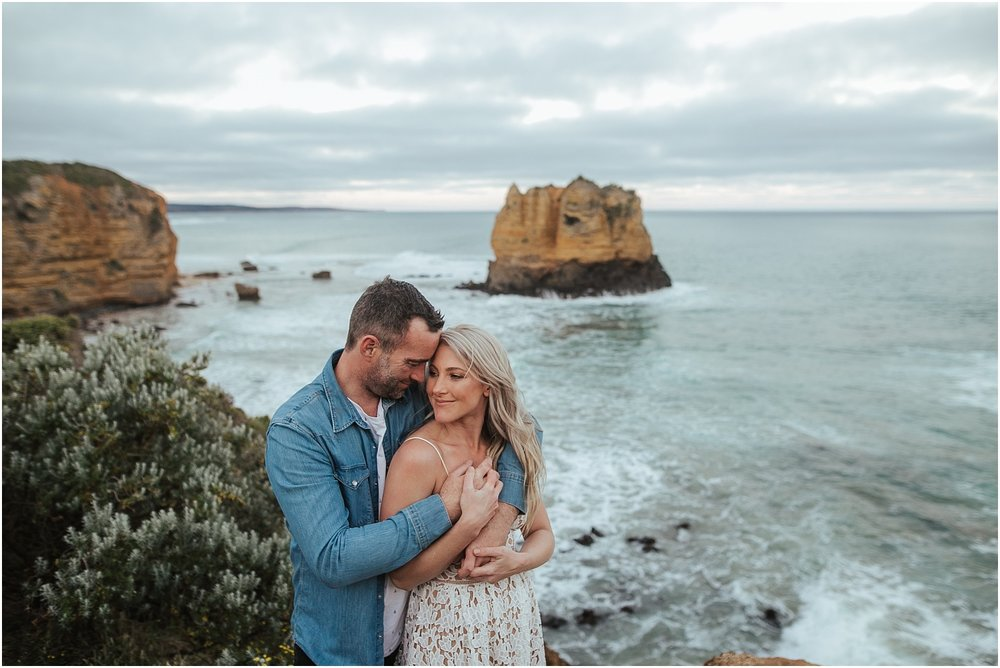 Greer and Sam's engagement shoot in Aireys Inlet on the Great Ocean Road, surf coast and Fairhaven._0050.jpg