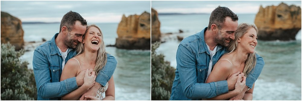 Greer and Sam's engagement shoot in Aireys Inlet on the Great Ocean Road, surf coast and Fairhaven._0053.jpg