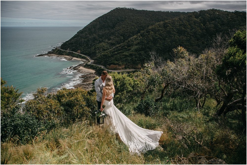 Renee and Ash's real elopement in Lorne on the Great Ocean Roadwith the ceremony at erskin falls._0059.jpg