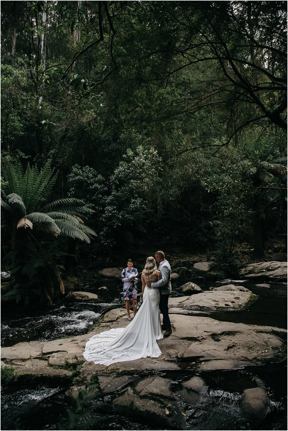 Renee and Ash's real elopement in Lorne on the Great Ocean Roadwith the ceremony at erskin falls._0078.jpg