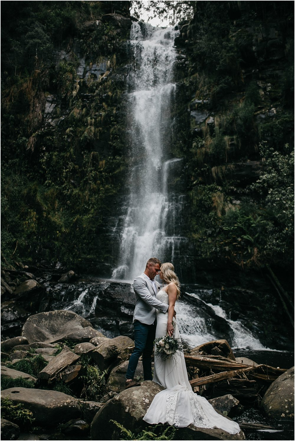 Renee and Ash's real elopement in Lorne on the Great Ocean Roadwith the ceremony at erskin falls._0091.jpg
