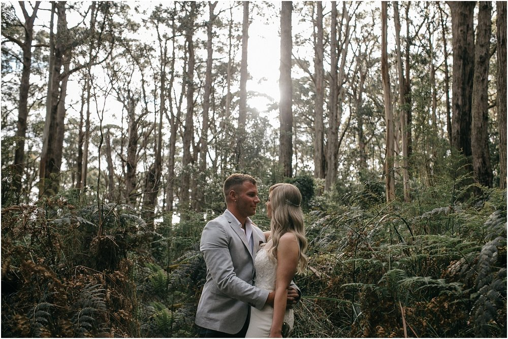 Renee and Ash's real elopement in Lorne on the Great Ocean Roadwith the ceremony at erskin falls._0097.jpg