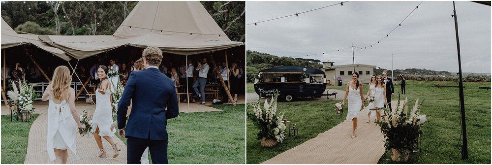 Nicolle and Damien's tipi wedding at the Flinders Yacht Club on the Mornington Peninsula._0157.jpg